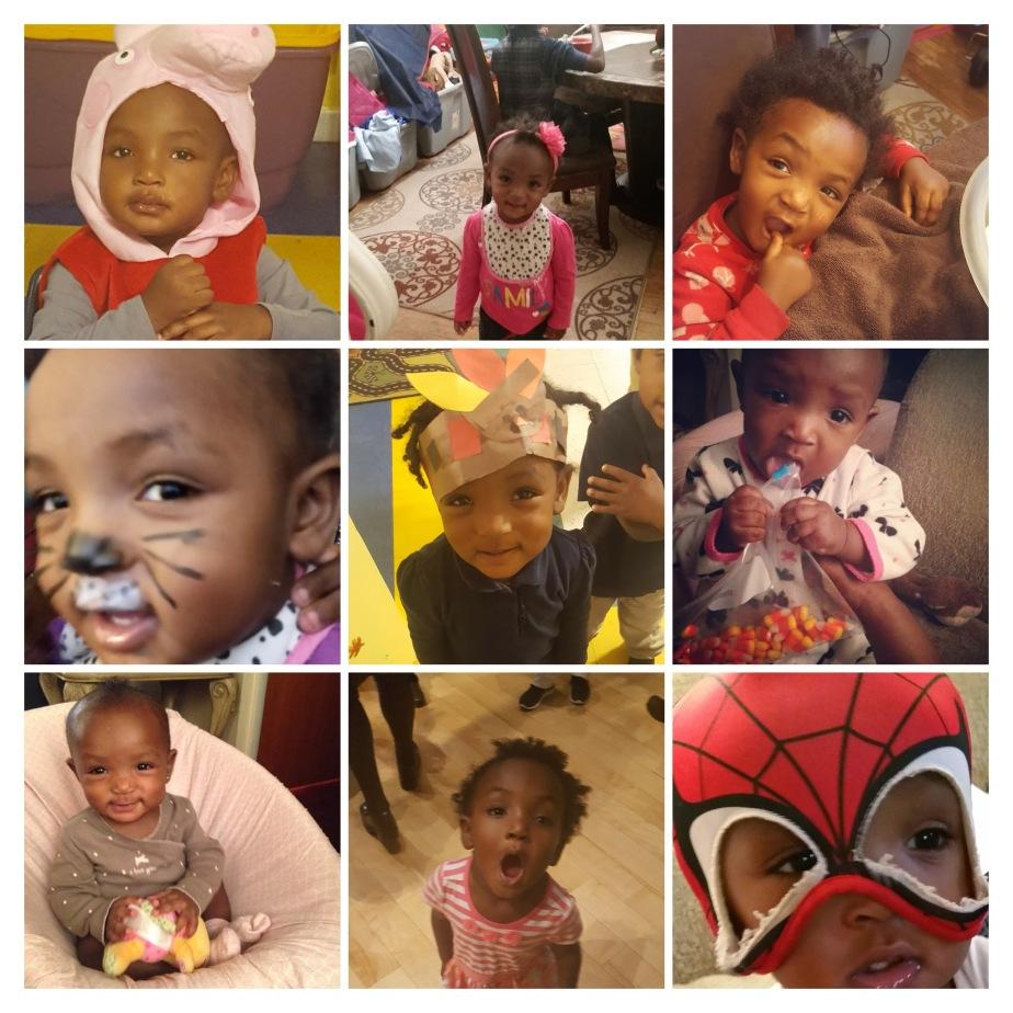 My littlest almost killedme…