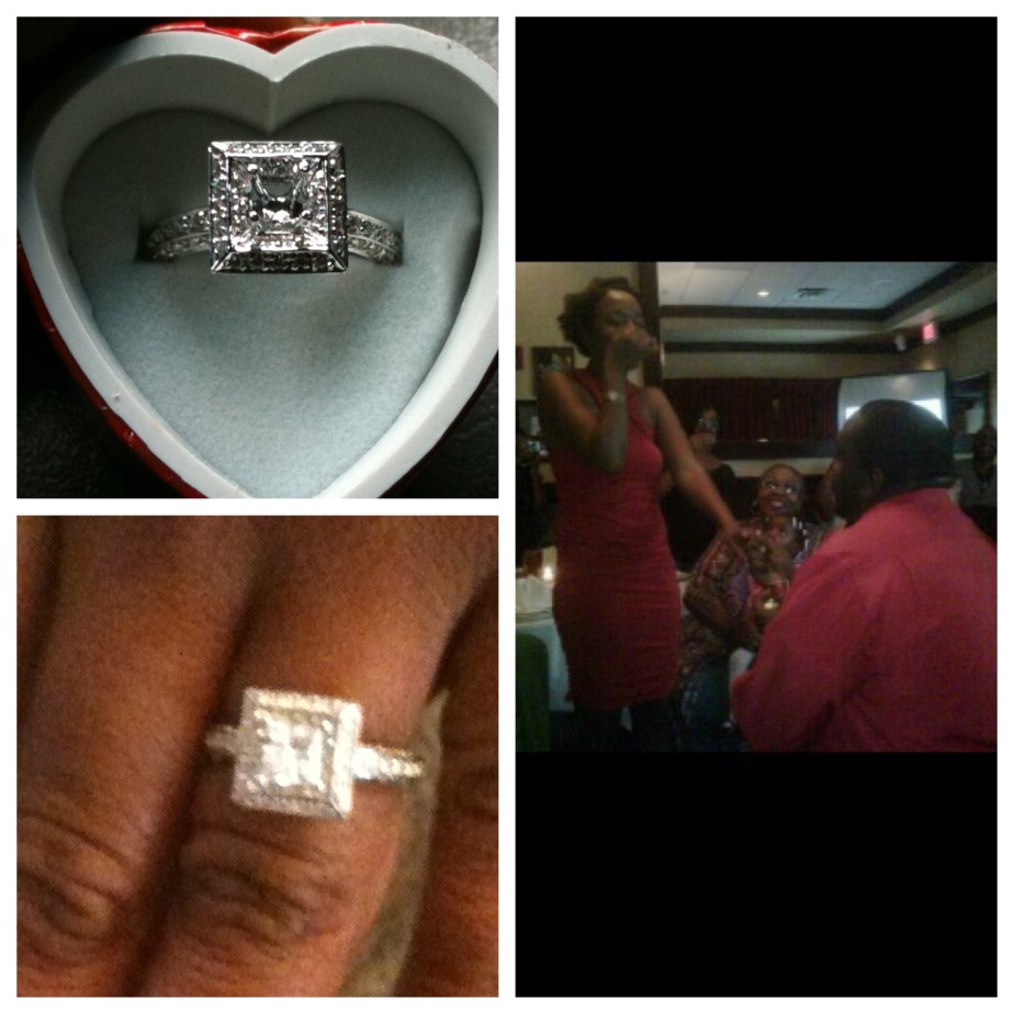 Our Engagement Story: October 16, 2010 (Sweetest Day)
