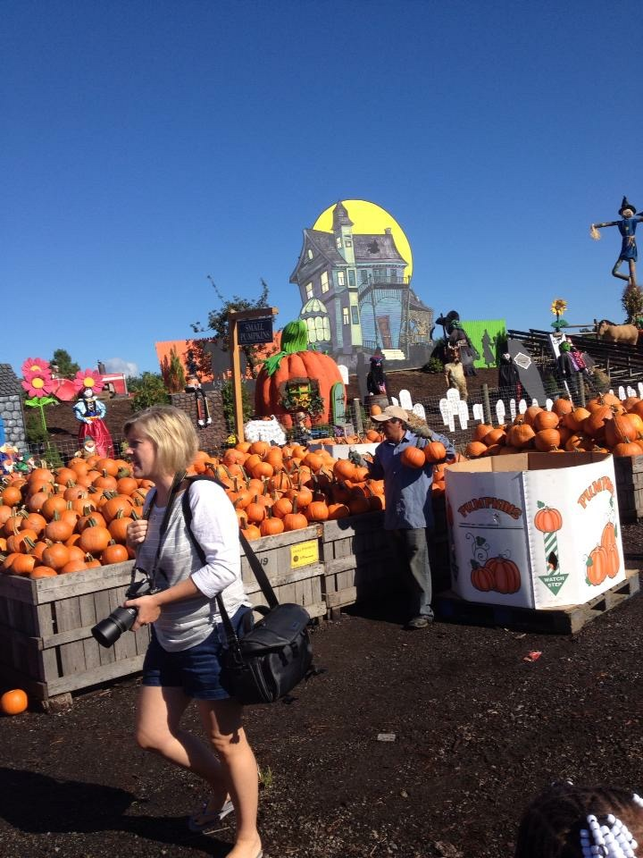 Fall is for Linvilla Orchards